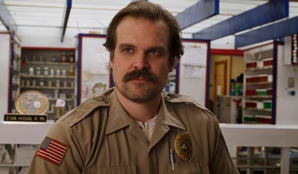 chief Hopper Stranger Things Netflix