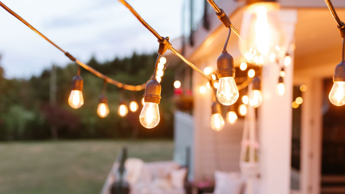 35 garden lighting ideas to create a cosy outdoor glow after dark