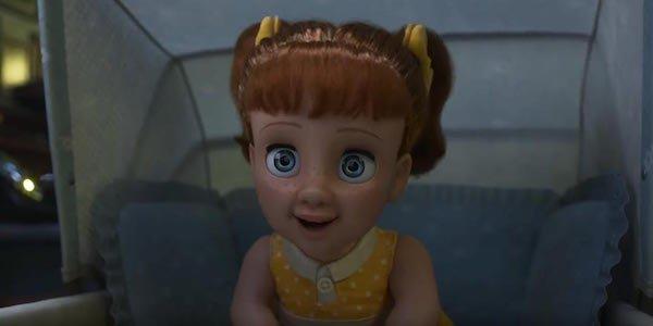 Christina Hendrick's Toy Story 4 Character Sounds Super Creepy
