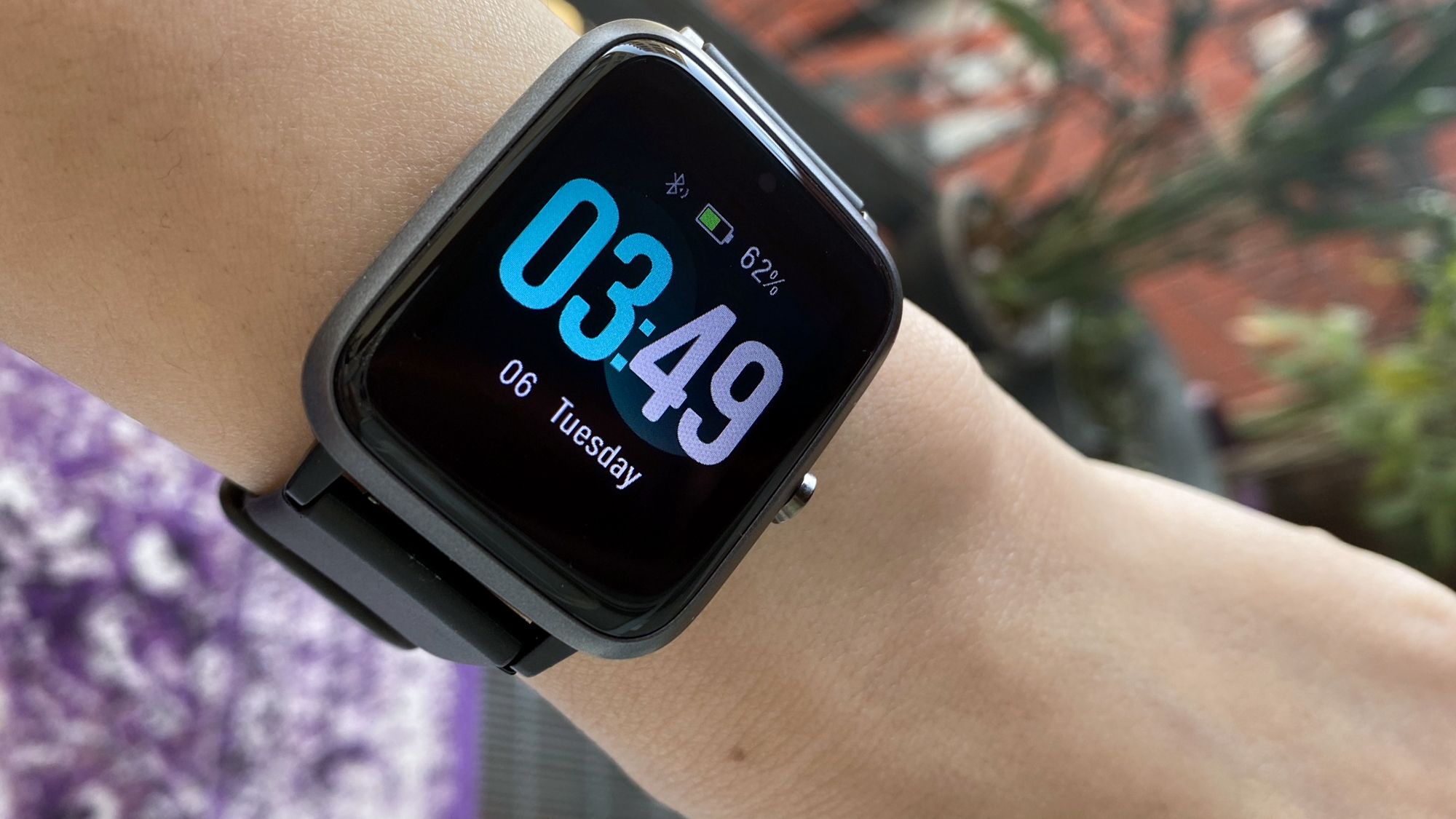 Letsfit Smartwatch Id205l Review Tom S Guide