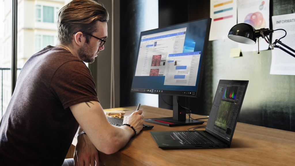 Lenovo reveals new ThinkPad and ThinkVision devices for hybrid working - Techradar