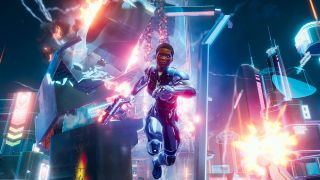We've played Crackdown 3's ridiculous, awe-inspiring