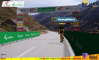 Velon will organise eSport races on the Rouvy digital platform