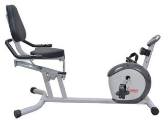 Sunny Health & Fitness Recumbent SF-RB4601 Review