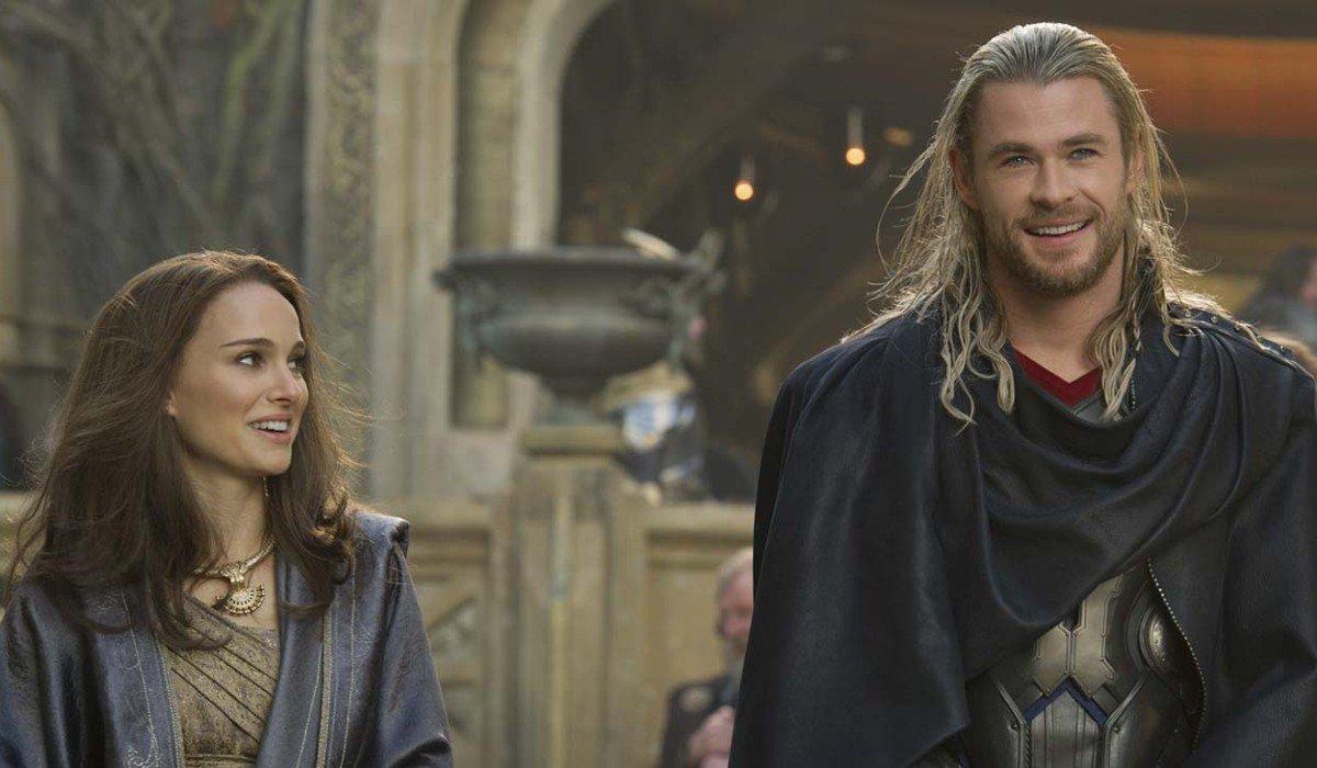 Jane and Thor Thor: The Dark World