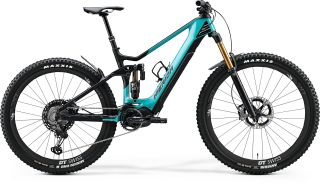 Merida has made its lead e-bike much better, with some help from Shimano