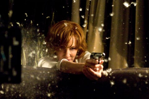 New Clip And Images From Joe Wright's Teen Assassin Thriller Hanna #4234