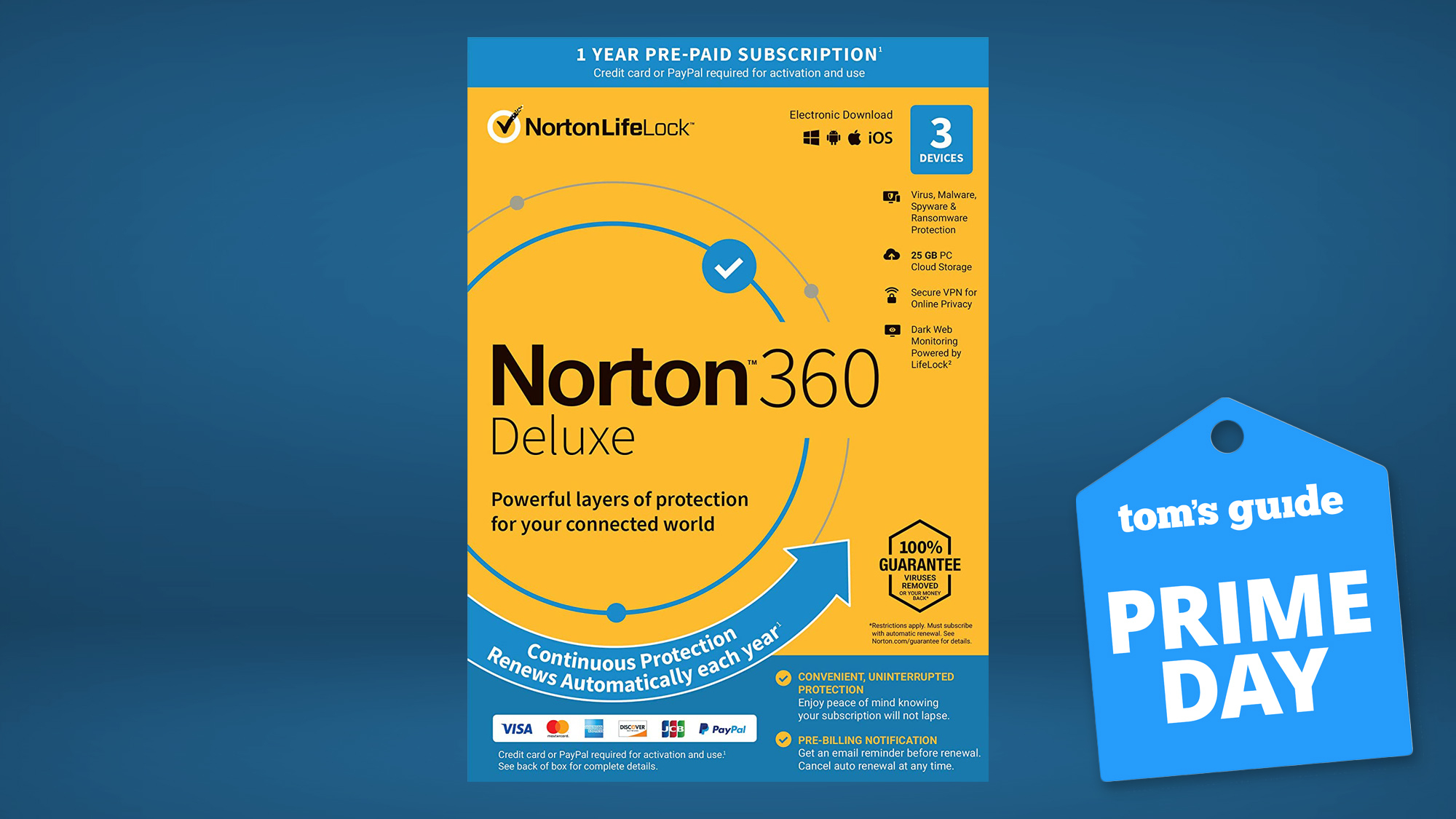 Norton 360 deal