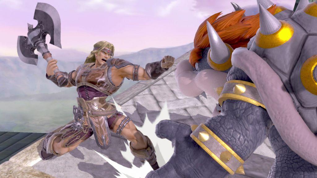 best Nintendo Switch games: super smash bros. ultimate