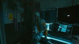 Cyberpunk 2077 Kold Mirage nix