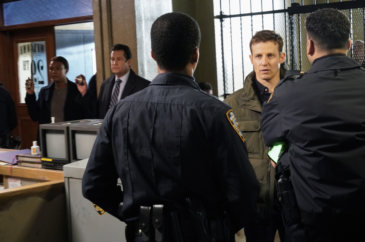 Blue Bloods Season 10 Will Estes as Jamie Reagan CBS