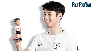 Son Heung-min FourFourTwo