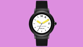 d70e78b7a Marc Jacobs Riley is the fashion brand s first Wear OS smartwatch ...