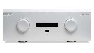 High end integrated amplifier: Musical Fidelity M8xi