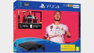 Get a FREE FIFA 20 PS4 bundle with this Sony mobile deal at Vodafone right now