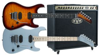EVH Summer NAMM 2019 electric guitars and amps