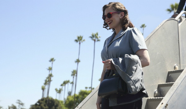 agent carter los angeles