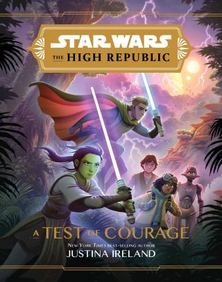 """Star Wars: The High Republic: A Test of Courage"" will be released Jan. 5, 2021."