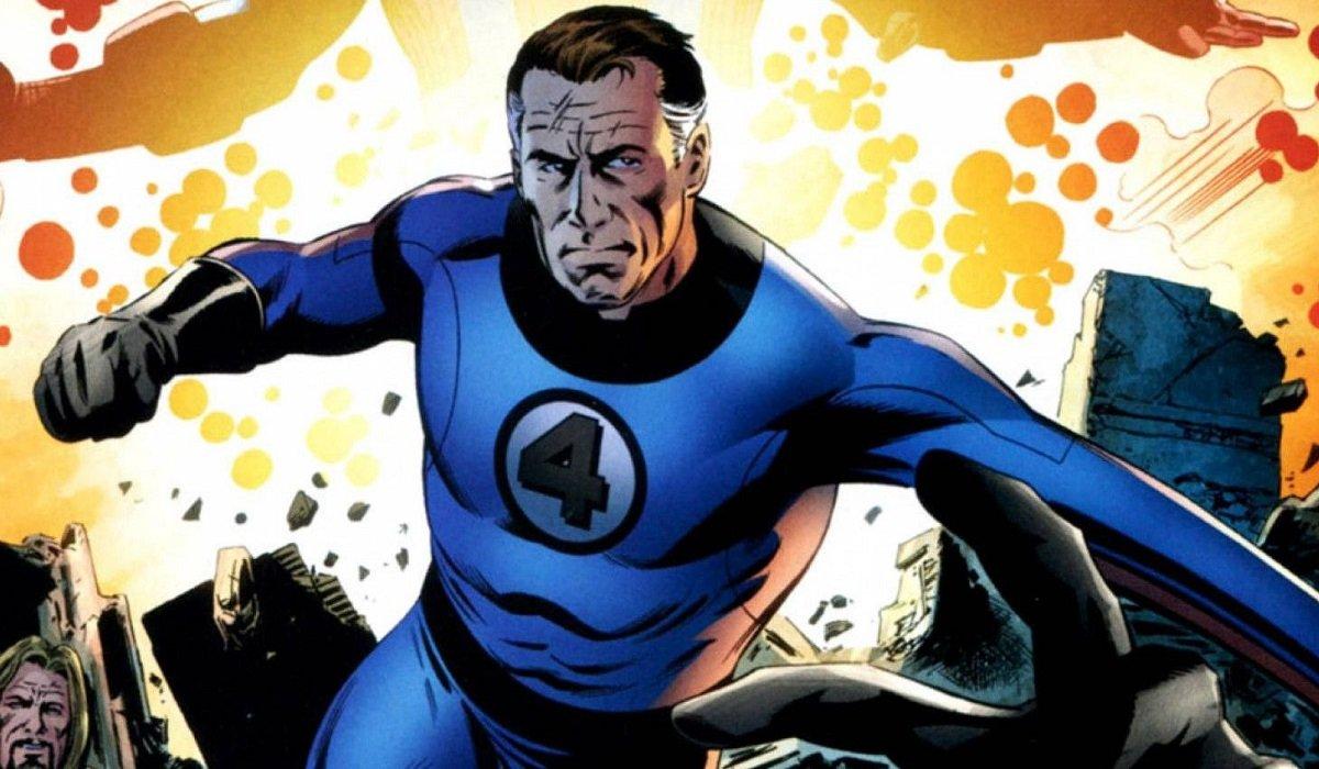 Reed Richards Marvel Comics