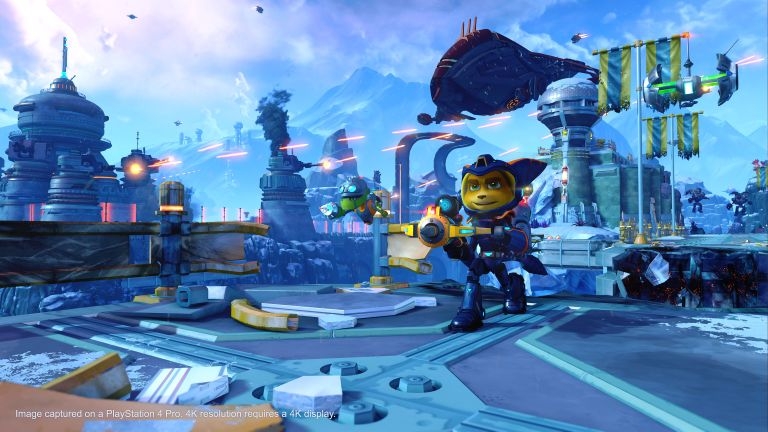 Ratchet & Clank PS4 remaster