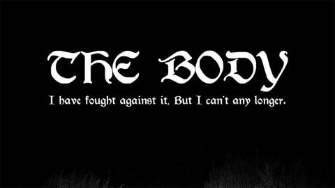 The Body –I Have Fought Against It, But I Can't Any Longer album cover