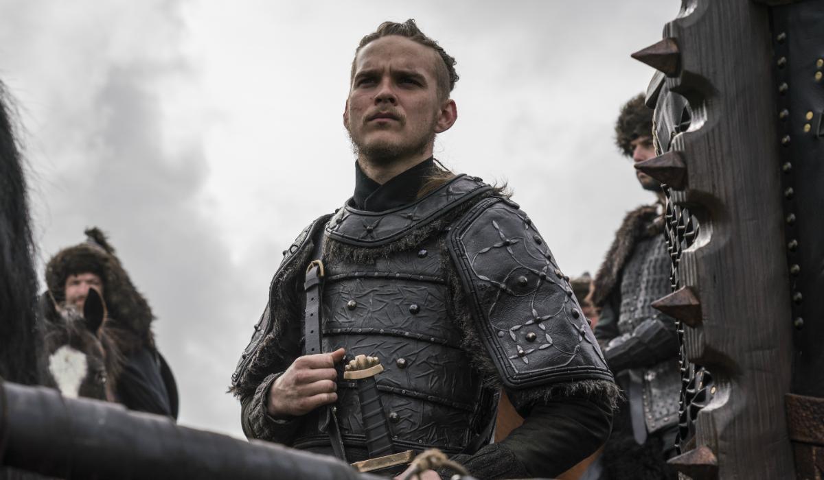 Vikings Hvitserk Marco Ilsø History