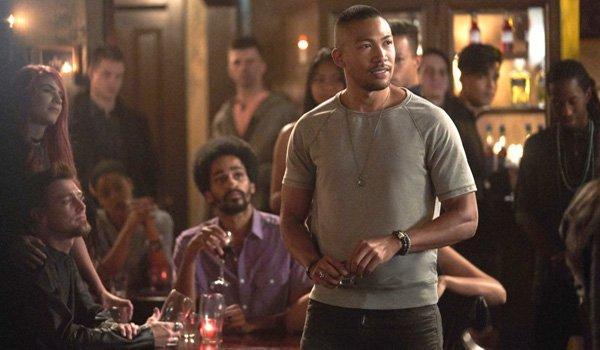 Charles Michael Davis as Marcellus Marcel Gerard The Originals The CW