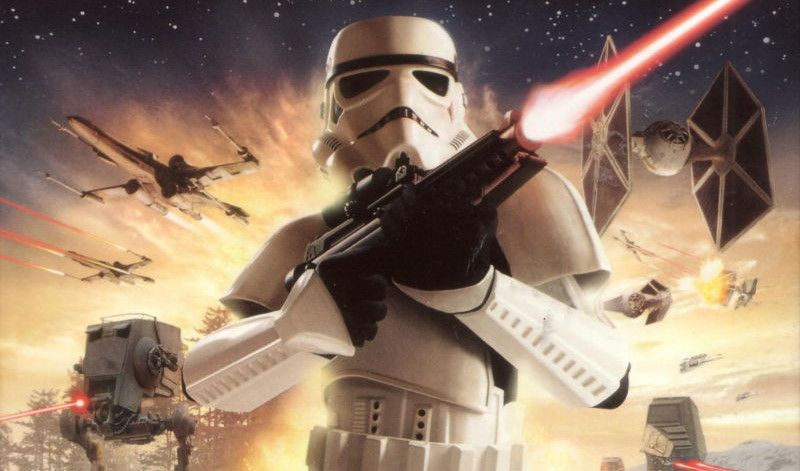 The original Star Wars: Battlefront now has Steam multiplayer support
