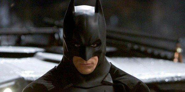 Batman Begins Christian Bale Bruce Wayne