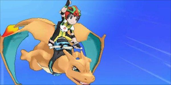 Pokemon Sun/Moon Free Charizard