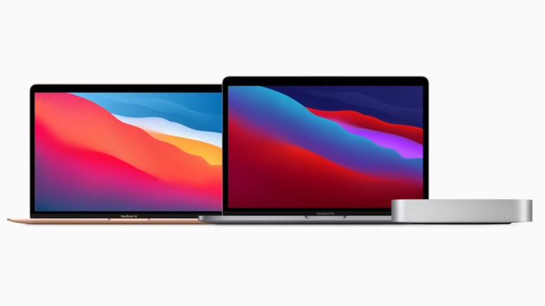 Apple's new 2020 M1 Macs