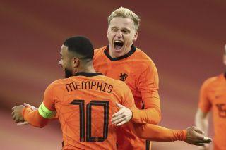 Netherlands Spain Soccer