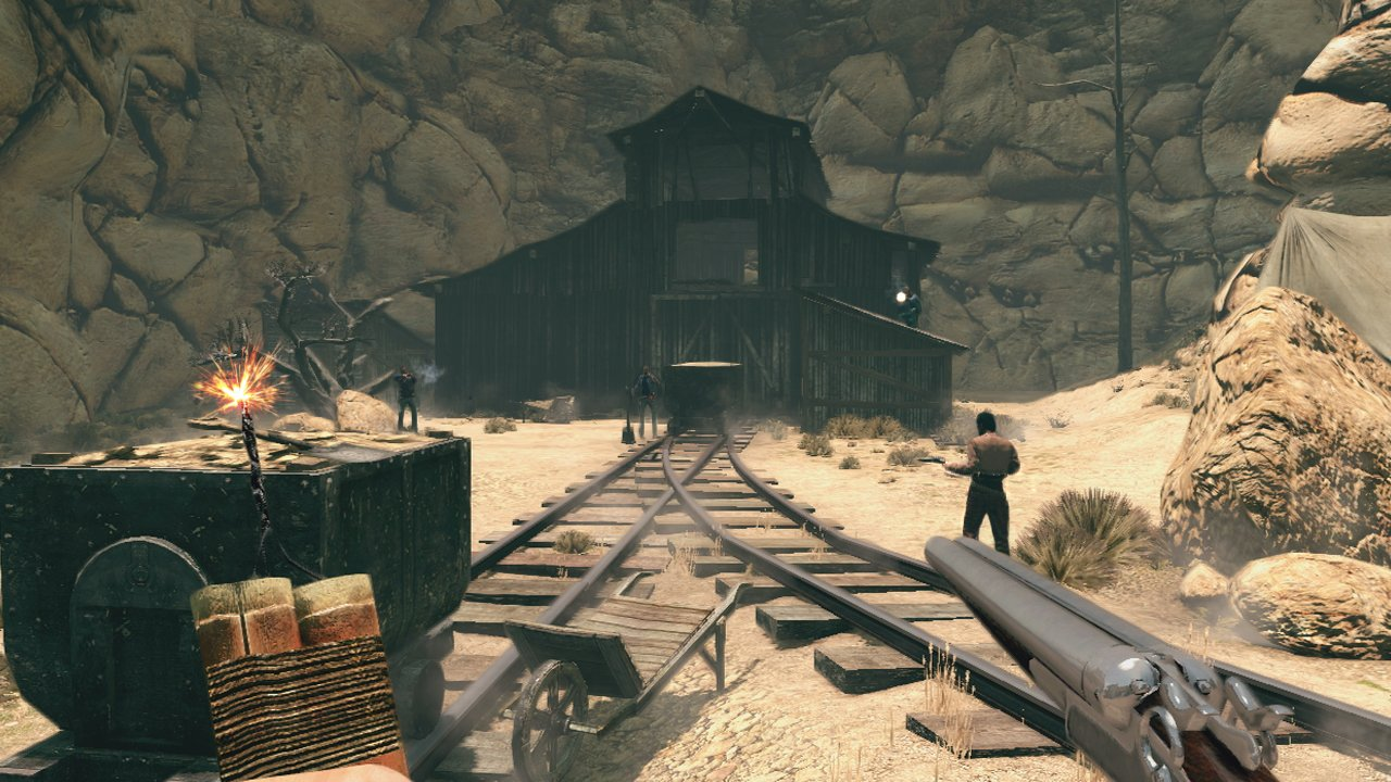 Call Of Juarez: Bound In Blood Map Pack Details And Screenshots #8723