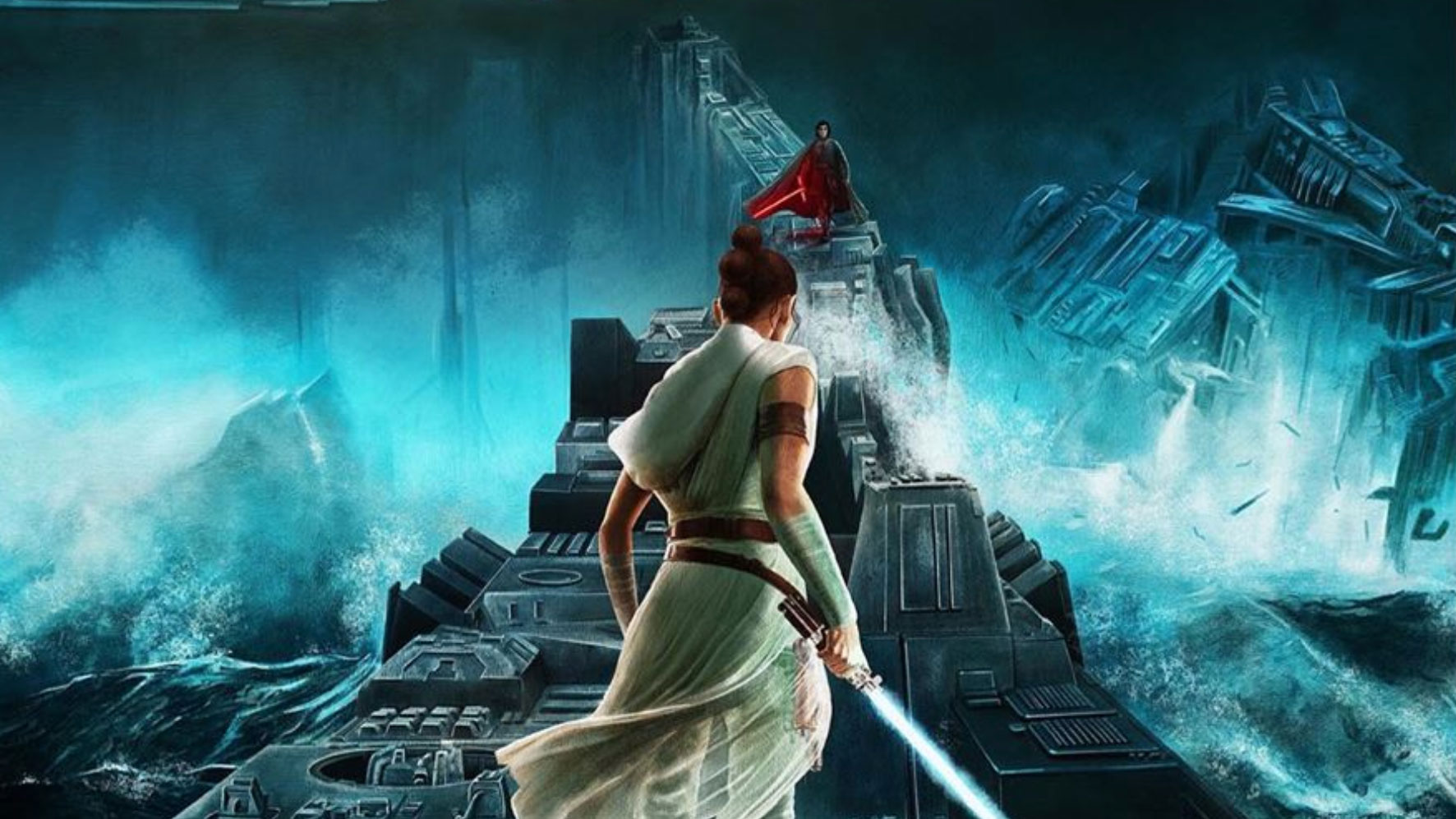 Disney Ups Its Game With Stunning Artist Designed Star Wars Posters Creative Bloq