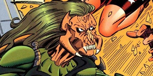 Tormock DC Comics