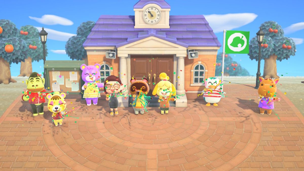 How to trade a villager in Animal Crossing: New Horizons ...