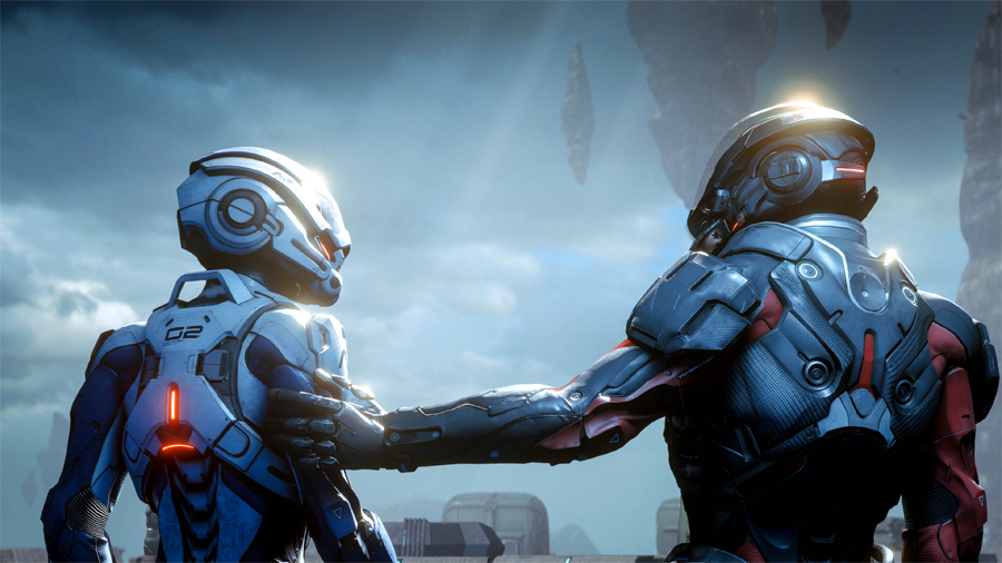 Anthem makes Mass Effect: Andromeda look a lot better in hindsight