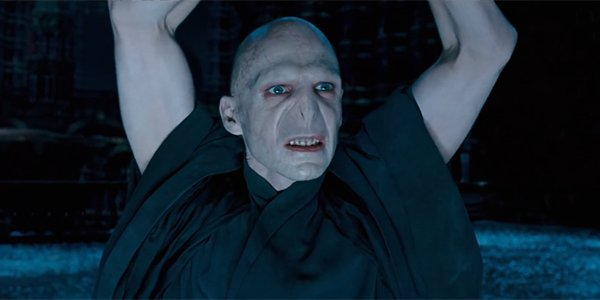 Ralph Fiennes Doesn't Want Anyone Else Playing Voldemort In