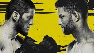 UFC presents Makhachev vs. Moises on ESPN Plus