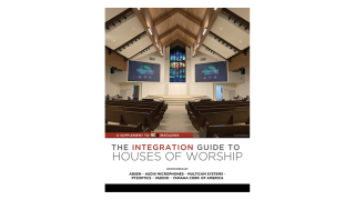 SCN Integration Guide to Houses of Worship 16x9