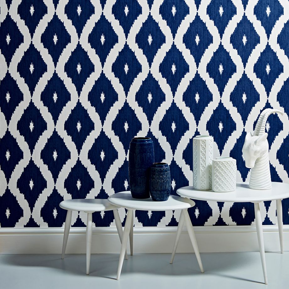 . Fabulous wallpapers for trendy interiors   woman home