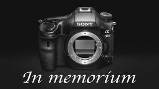 Sony A-mount is dead