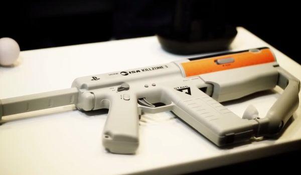 PlayStation Sharpshooter in shazam