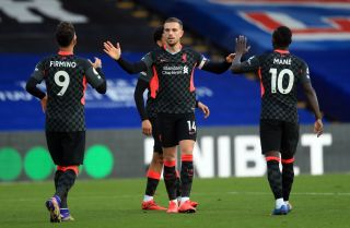 Crystal Palace v Liverpool – Premier League – Selhurst Park