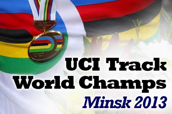 Track World Championships 2013 logo