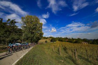 In between the Giro del Veneto and the Veneto Classic comes the Serenissima Gravel race