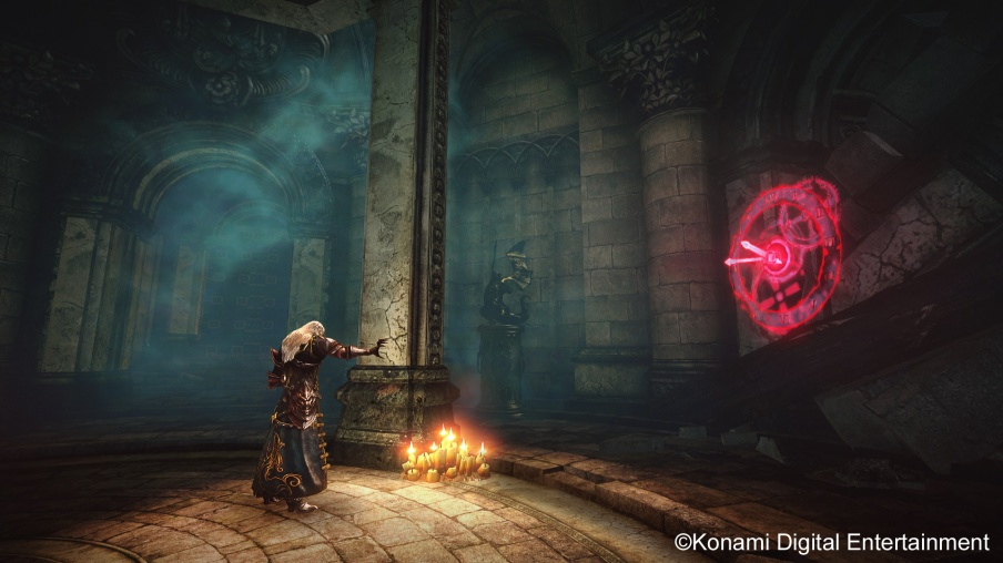 Castlevania: Lords Of Shadow 2 Revelations DLC Stars Alucard #30796