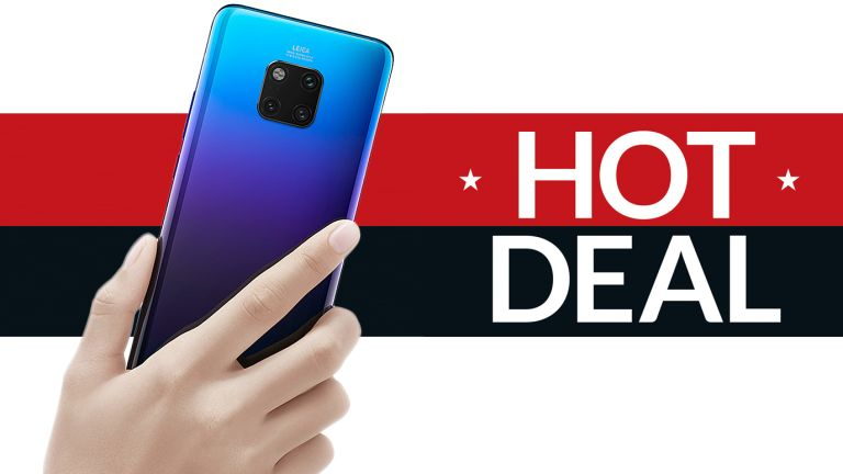 Stunning Huawei Mate 20 Pro deal is so good you'll forget