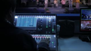 Lord's Church LA Levels Up with Allen & Heath dLive