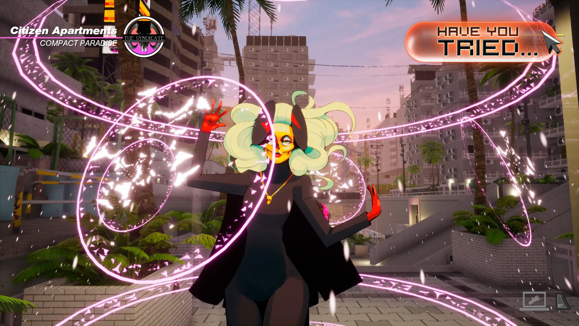 Have You Tried Solving Murders With The Power Of Vaporwave In Paradise Killer Gamesradar